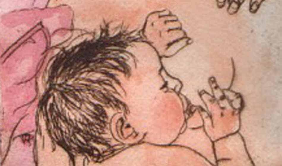Une émission de radio sur l'allaitement