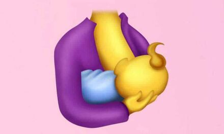 Un emoji allaitement !