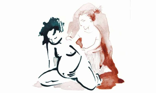 Comment je me suis intéressée aux conditions de la naissance