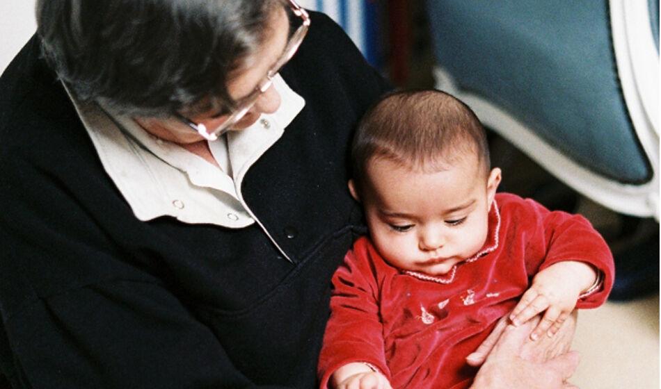 Grands-parents de bébés allaités