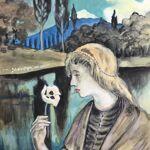 La jeune fille à la fleur