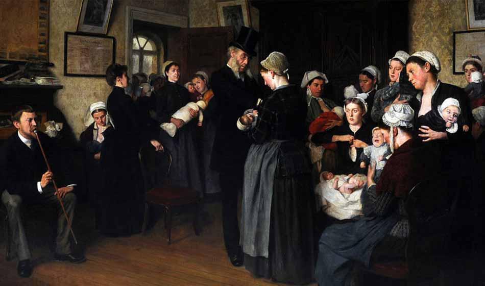 Un bref historique de l'allaitement