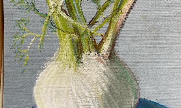 Portrait de fenouil