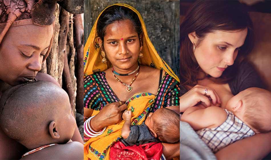 Secrets d'allaitement de mères du monde entier